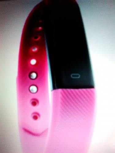 Very Fit Smartband 2.0,  Dark Pink band