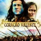 Braveheart (1995) (Ws) Mel Gibson Sophie Marceau Movie Silk Printing Poster
