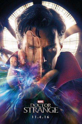Dr. Strange - 2016 Hot Movie Art Silk Printing Poster 36x24inch Dorm Deco