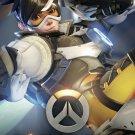 Overwatch - Origins Edition - Promo Display Silk Poster 24x36inch Rare Brand New