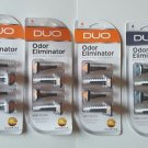 BRAND NEW! Duo Odor Eliminator 8 Pcs Sunrise and Nightfall Fragrance
