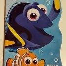 "DISNEY PIXAR ""Finding Dory: Hello Friend!* BOARD BOOK Cartoon Age 3-8 Gift NEW!"