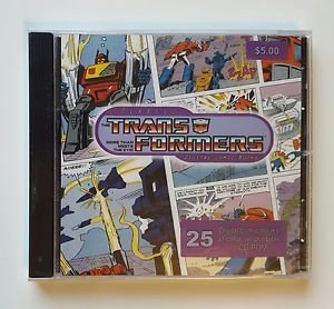 BRAND NEW TRANSFORMERS DIGITAL COMIC BOOK COLLECTION on CD-ROM 25 ISSUES