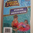 Splash n Swim 30 in Inner Tube/Splash Ring - Pink - 639277119919