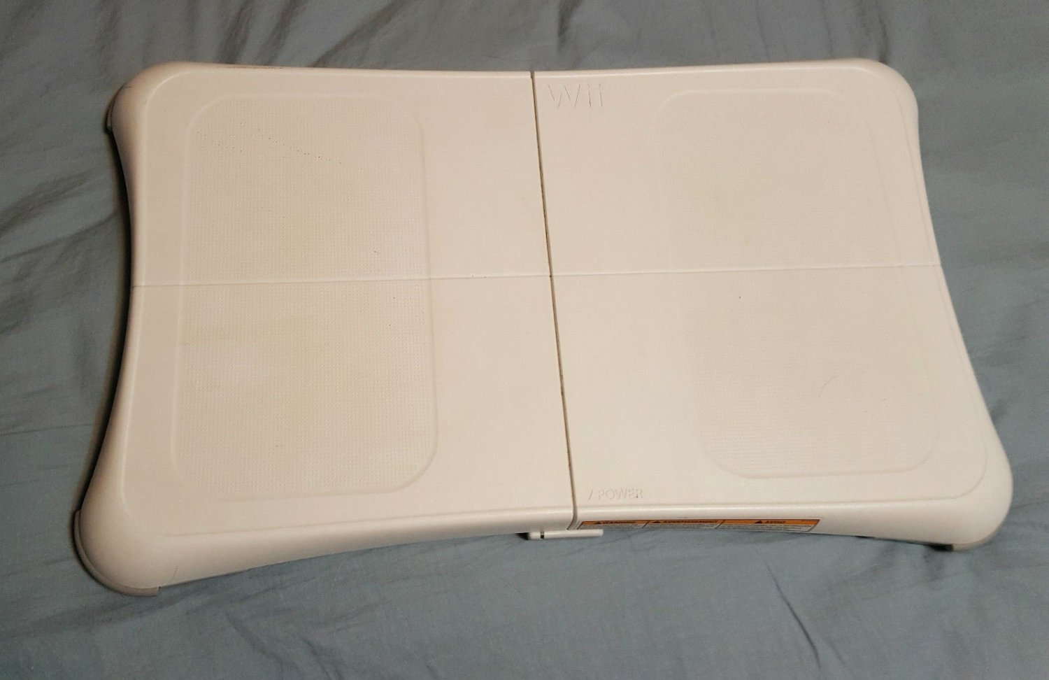 Nintendo Wii Fit Balance Board - Instruction Booklet Included - D&E Universe