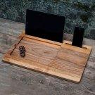 iPad stand, iPad case, iPad holder, iPad, wooden stand for iPad, iPad desk, walnut wood, gift, iPad