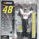 Nascar Jimmie Johnson 6 inch Action Figure MIB Mac Farlane 2005