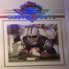 Topps Stadium Club Master Photo Los Angeles LA Raiders Greg Townsend Card 1993