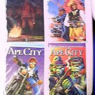Adventure Comics Planet of the Apes: Ape City # 1, 2, 3, & 4 VF/NM