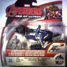 Marvel Comics Avengers Ultimate Ultron vs Iron Leader Ironman Figures MOC