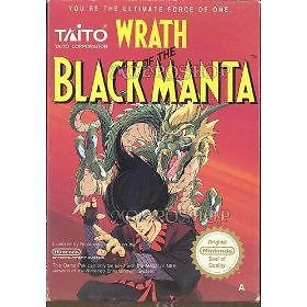 Wrath of the Black Manta (Nintendo Entertainment System, 1990)