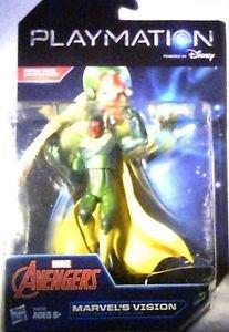 Marvel Comics Avengers 6 inch Vision Action Figure MOC