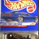Hot Wheels 2000 First Editions Die Cast 1:64 scale Surf Crate MOC