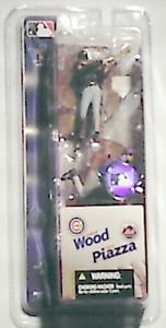 "Chicago Cubs Kerry Wood Mets Mike Piazza 3"" Figures"