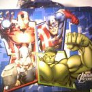 Marvel Comics Avengers Embossed Tin Lunch Box NEW