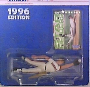 "San Francisco Giants Matt Williams 4 "" Starting Lineup 1996 Edition figure MOC"