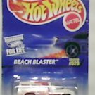 Hot Wheels 1996 Die cast 1:64 scale Beach Blaster MOC #624