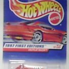Hot Wheels 1997 1st Editions Saltflat Racer 1:64 MOC