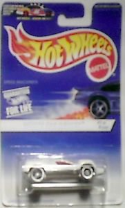 Hot Wheels White Ice series Speed Machine MOC 1:64 scale die cast
