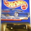 Hot Wheels 1998 First Editions Die Cast 1:64 scale Jaguar D-Type MOC