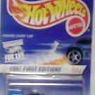 Hot Wheels 1997 1st Editions Firebird Funnycar 1:64 MOC