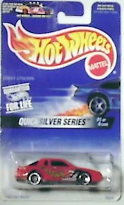 Hot Wheels Quicksilver Series Chevy Stocker 1:64 scale Die Cast Car MOC