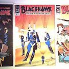 DC Comics Blackhawk # 7, 8, 13, 14, 15, & 16 VF/NM (1990)