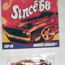 Hot Wheels Since '68 Rodger Dodger 1:64 scale die cast MOC