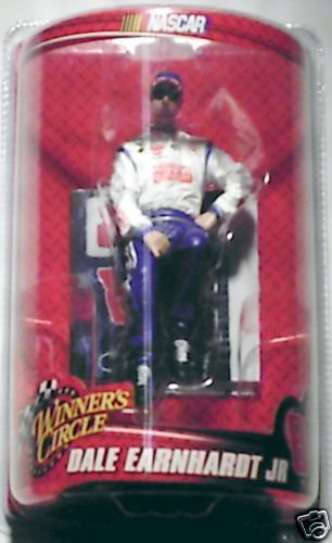 "Nascar Winner's Circle 6"" Dale Earnhardt Jr Figure MIB"