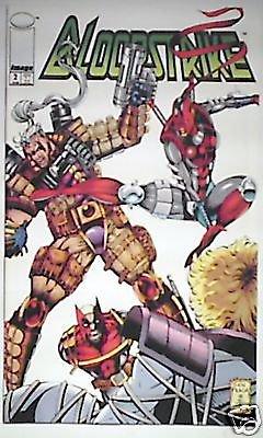 Image Comics Bloodstrike # 2 VF/NM