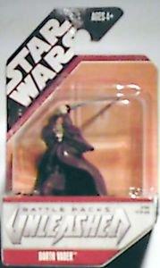 Star Wars Unleashed 2 inch Anakin Skywalker Darth Vader Figure MOC