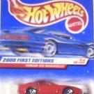 Hot Wheels 2000 First Editions Ferrari 550 Maranello 1:64 scale Die Cast MOC