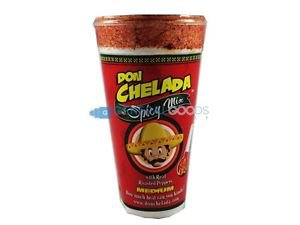 Don Chelada Michelada, Spicy Flavor, One Cup