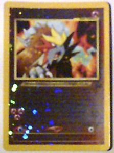 Pokemon Promotional Foil Entei Trading Card Mint