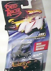 Hot Wheels Speed Racer Pullbax Die Cast 1:64 scale GRX Racer X MOC
