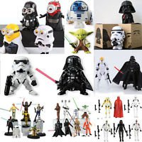 "Star Wars Unleased Stormtrooper 2"" Action Figure MIB"