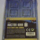 Dr Who River Songs Mini Journal Tardis shape Notebook