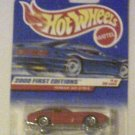Hot Wheels 2000 First Editions Ferrari 365 GTB/4 1:64 scale MOC