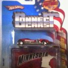 Hot Wheels Connect Cars Minnesota Twin Mill MOC 1:64 scale Die Cast