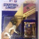 Seattle Mariners Ken Griffey Jr 4 inch figure in original package 1991 Edition