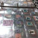 Binder of President stamps