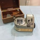 Precision Aneroid Barometer MK-2 in Original Wooden Case. Free Shipping.