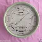 Vintage Yanagi Aneroid Barometer Type 8-A ,Made in Japan Sr No 4697