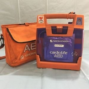 Nihon Kohden AED-9231 AED. Made in Japan. Free Shipping