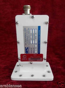 SPC Electronics C-Band LNA Model EAM-C-3360A Made in Japan