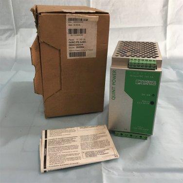 Phoenix Contact QuintPS-3x400-500AC/24DC/5. Free Shipping