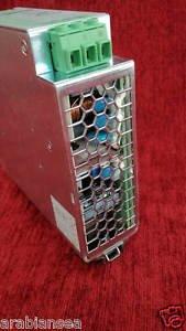 Phoenix Contact QUINt-PS/1AC/24DC/5 OrderNo : 2866750 OUtput 24 Volts 5 Amps
