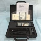 Traceable Dual Display HandHeld Conductivity Meter. Free Shipping.