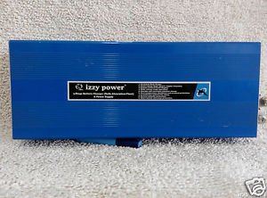 OmniPower IZZY 3 Stage HIgh Frequency Battery Charger Model HT-c-20-24