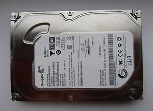 "eC HDD Seagate ST500DM002 1BD142-542 500gb 3.5"" SATA KC66 SU 0429  Donor Drive"